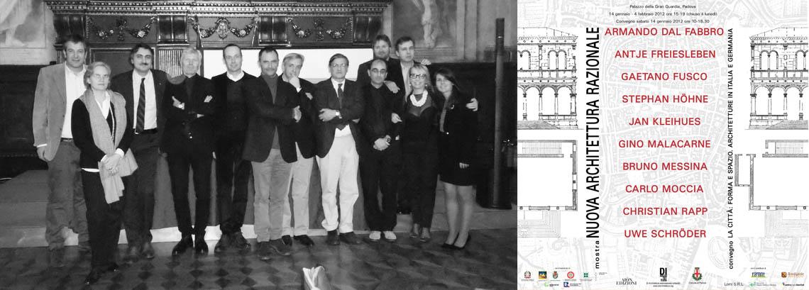 Associazione Culturale Di Architettura - La città: forma e spazio. Architetture in Italia e Germania