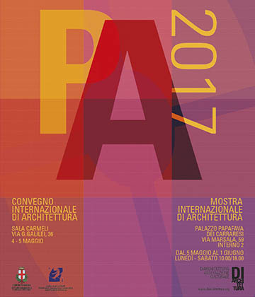Associazione Culturale Di Architettura -  Padova 2017 Architettura