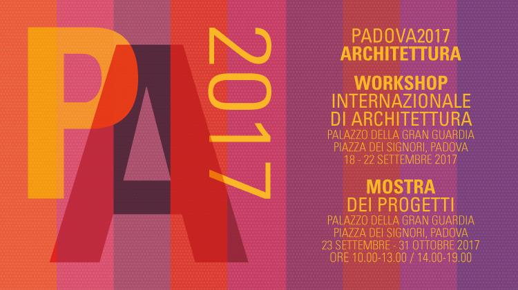 Workshop Internazionale di Architettura 2017