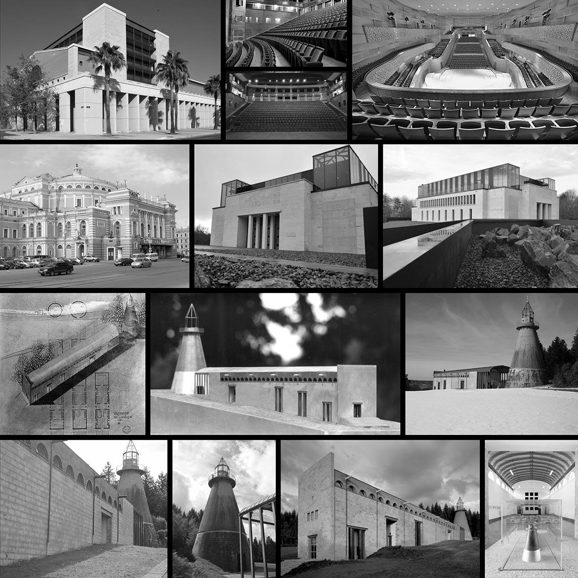 Associazione Culturale Di Architettura - Xavier Fabre - Compendio