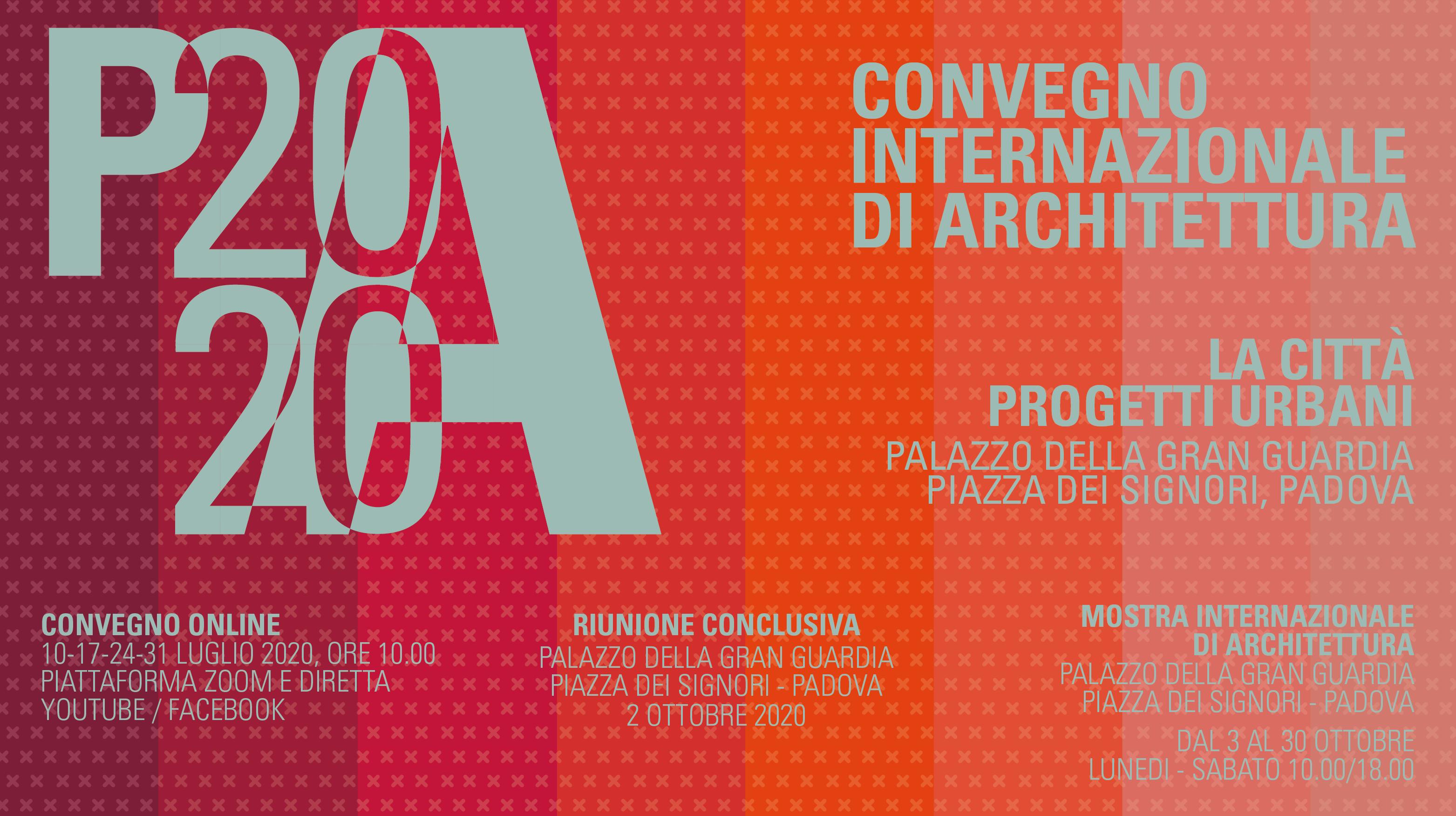 La Città. Progetti Urbani-Convegno internazionale di architettura