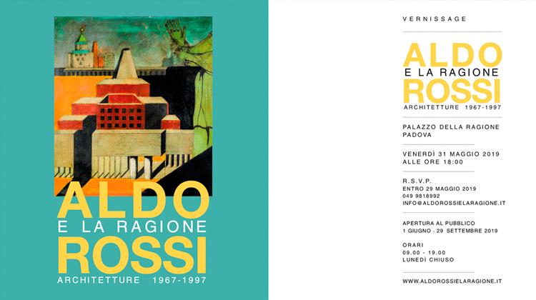 Associazione Culturale di Architettura - Aldo Rossi e la Ragione